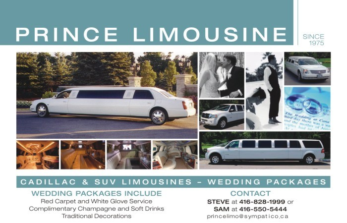 Prince Limousines in Toronto