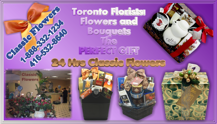 Toronto Gift Baskets delivery Display Ad